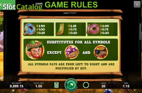 Game Rules. Enchanted Cash (Video Slot from Caleta Gaming)