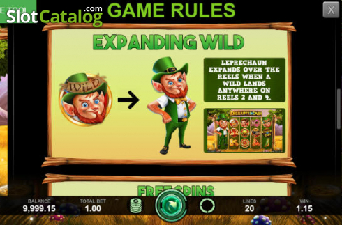 Wild Rules. Enchanted Cash (Video Slot from Caleta Gaming)