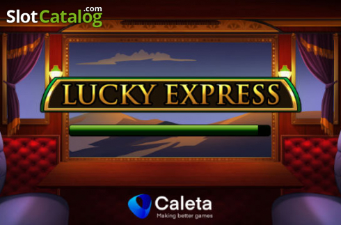Lucky Express (Video Slot from Caleta Gaming)
