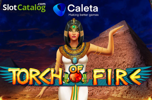 Torch of Fire (Video Slots from Caleta Gaming)