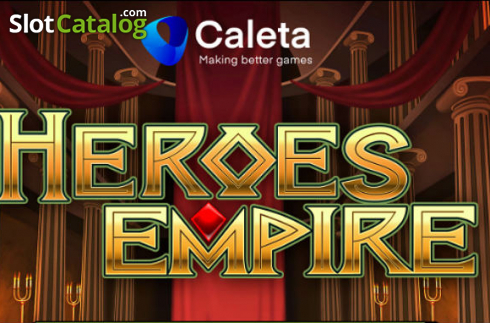 Heroes Empire (Video Slot från Caleta Gaming)