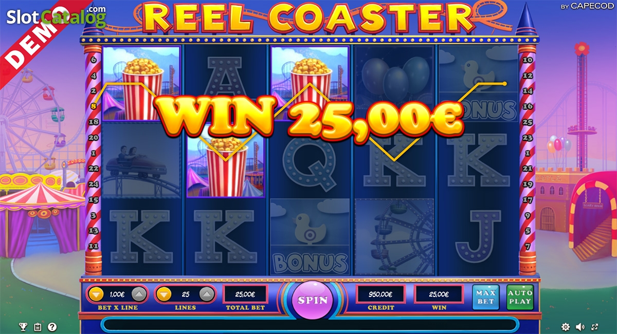 Spiele Reel Coaster - Video Slots Online