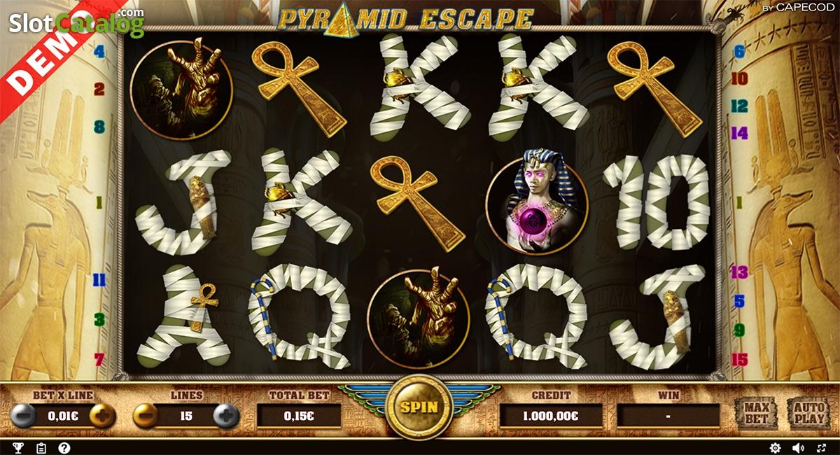 Spiele Pyramid Escape - Video Slots Online