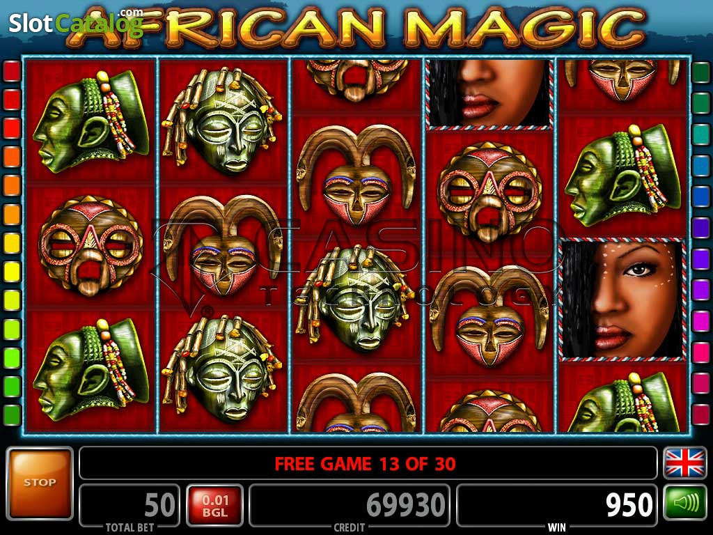 Spiele African Magic - Video Slots Online