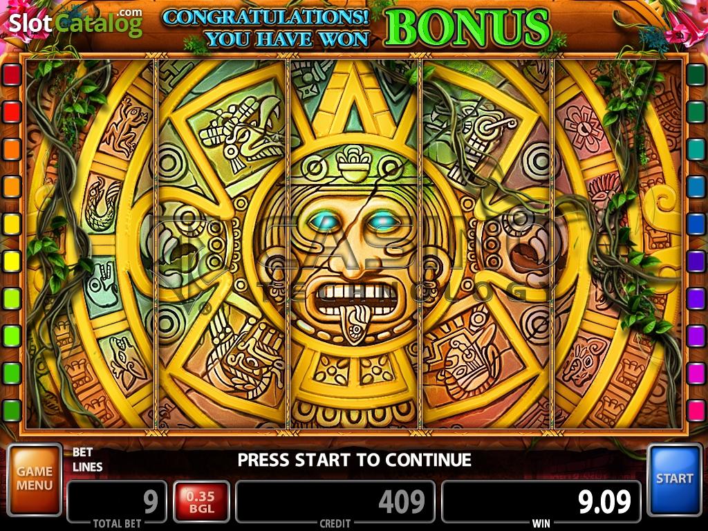 Aztec Casino Games