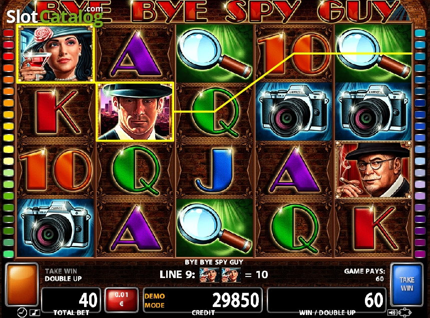 Spiele Bye Bye Spy Guy - Video Slots Online