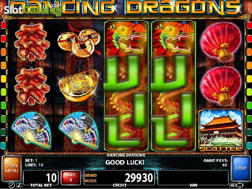 Spiele Dancing Dragons - Video Slots Online