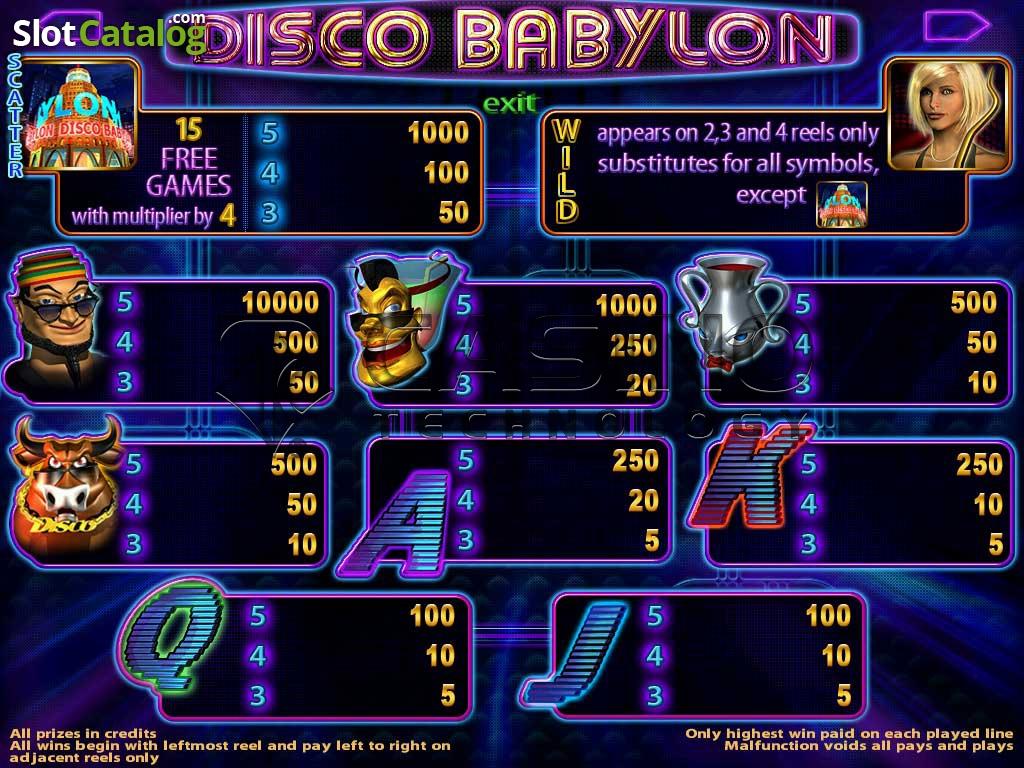 casino babylon cz