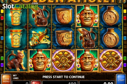 Spiele Golden Amulet - Video Slots Online