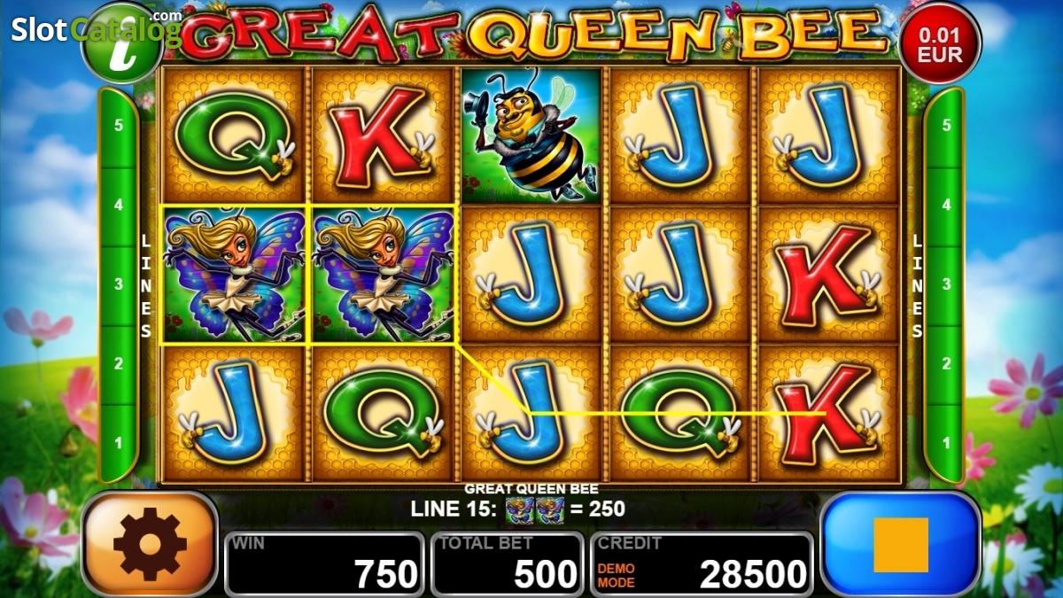 Queen bee casino casino poker betting