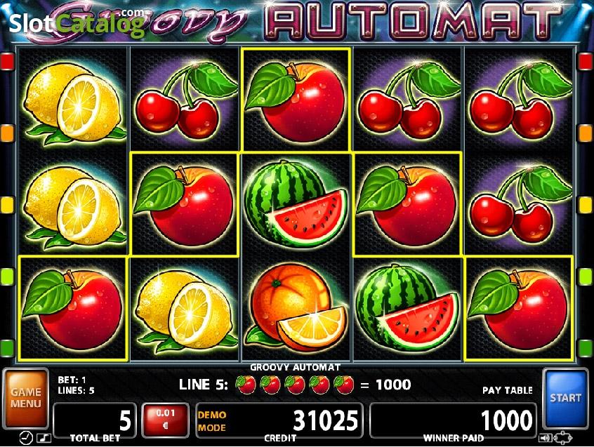 Spiele Groovy Automat - Video Slots Online