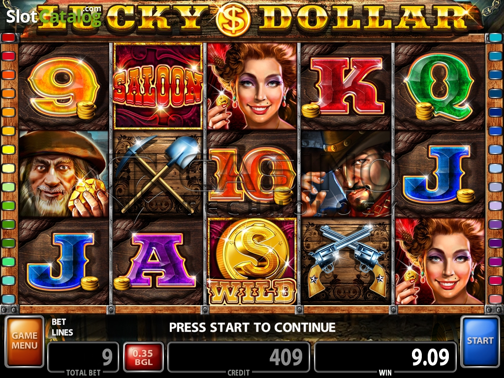 Spiele Lucky Dollar - Video Slots Online