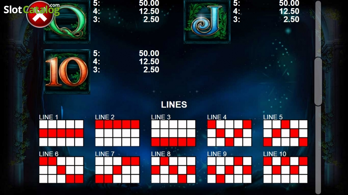 Mystic Moon (Casino Technology) Slot Review, Bonus Codes & where to play  from United Kingdom