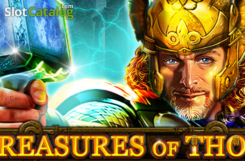 Treasures of Thor (Video Slot from Casino Technology)