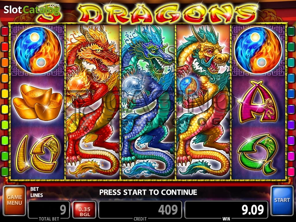 Dragon Free Slots