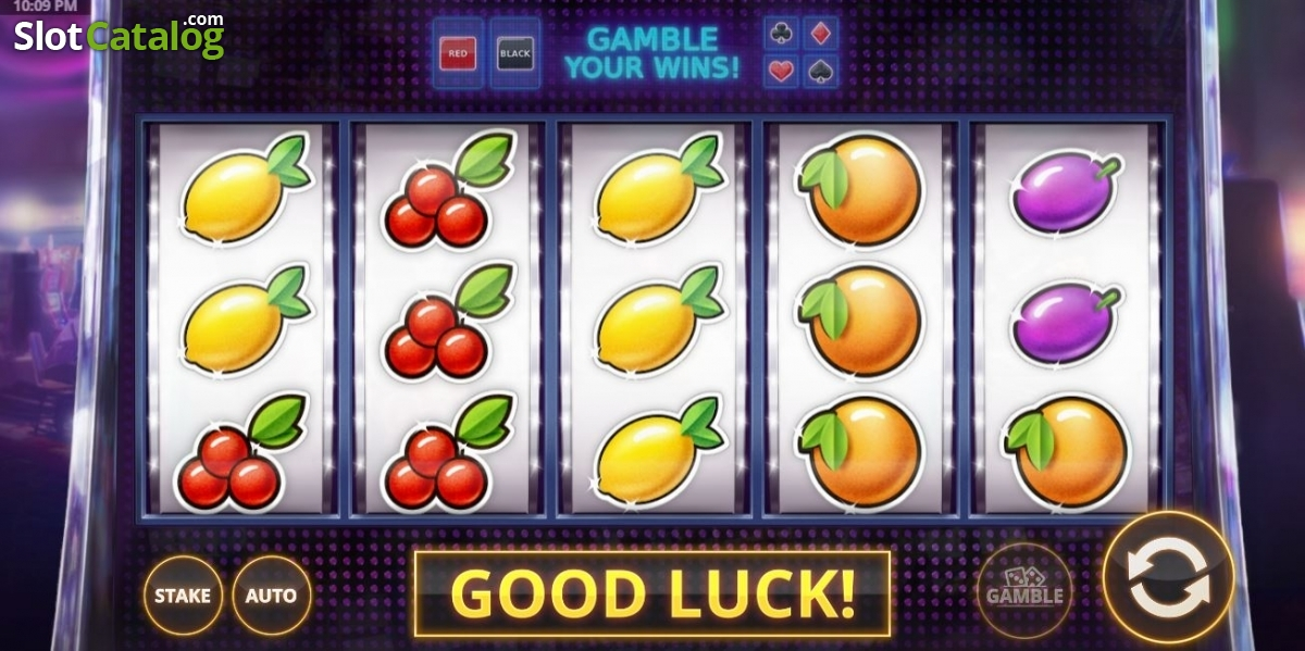 Fruit Stack Deluxe Slot - Play this Game for Free Online