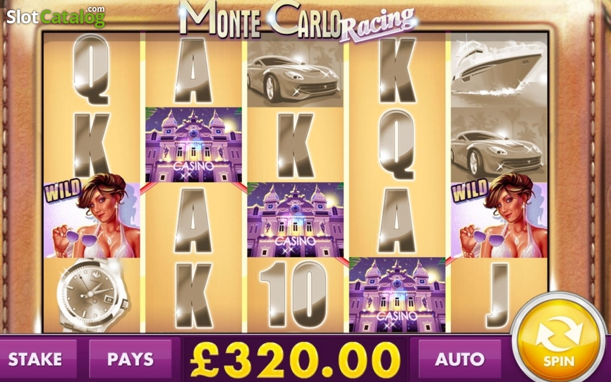 Monte Carlo Classic Slot Machine - Read the Review Now