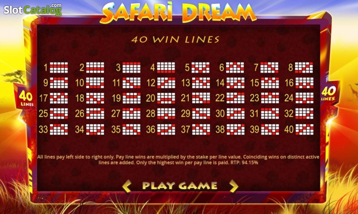 Slot safari game