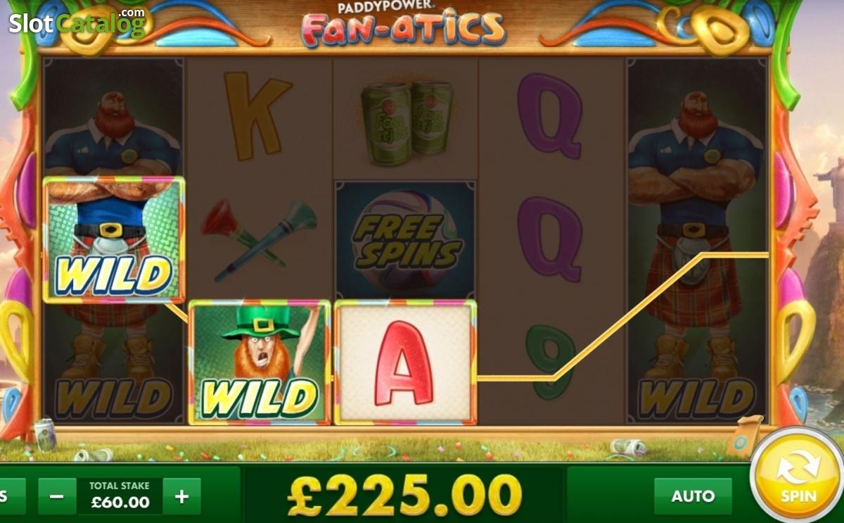 Paddy power slots winners