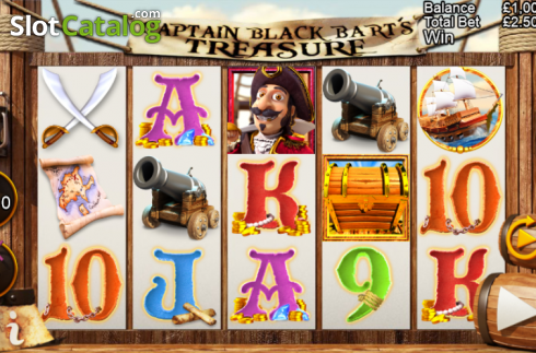 Captain Black Bart's Treasure
