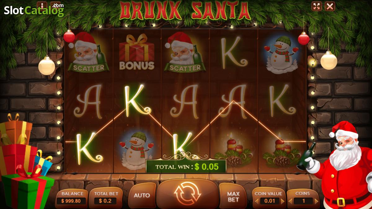 Drunk santa game 2 no deposit casino bonuses mobile