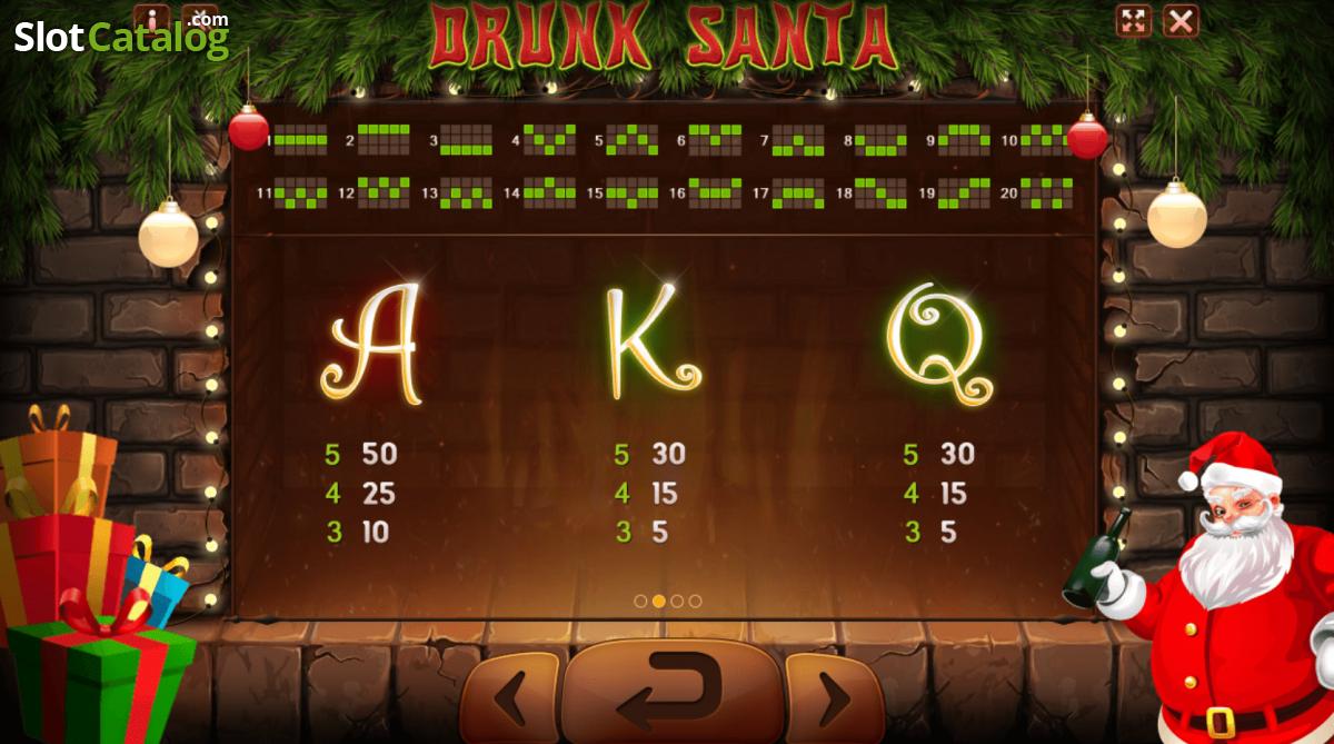 Drunk santa game 2 ntc 33 casino