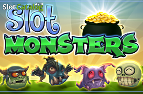 Slot Monsters (ビデオスロット から Concept Gaming)