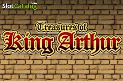 Treasures of King Arthur (Video Slot từ Cozy)