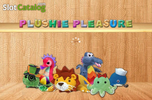 Plushie Pleasure (Video Slot từ Cozy)