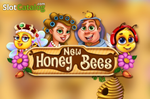 New Honey Bees (Video Slot from Cozy)