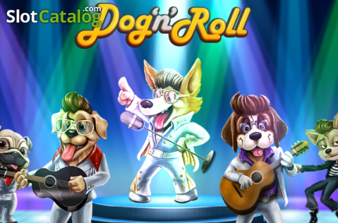 Dog 'n' Roll (Video Slot von Cozy)