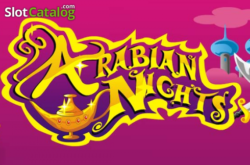 Arabian Nights (Cozy) (Video Slot fra Cozy)