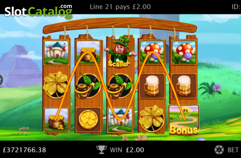 Screen11. Irish Gold (Cozy) (Video Slots from Cozy)