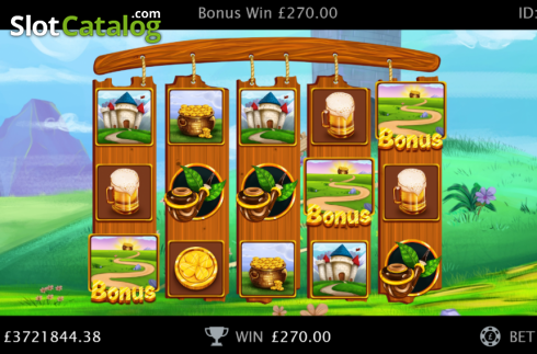 Screen6. Irish Gold (Cozy) (Video Slots from Cozy)