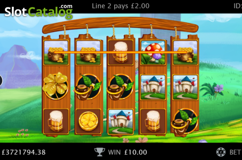 Screen7. Irish Gold (Cozy) (Video Slots from Cozy)
