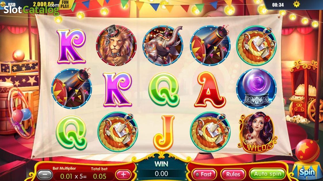 Spiele Crazy Circus - Video Slots Online