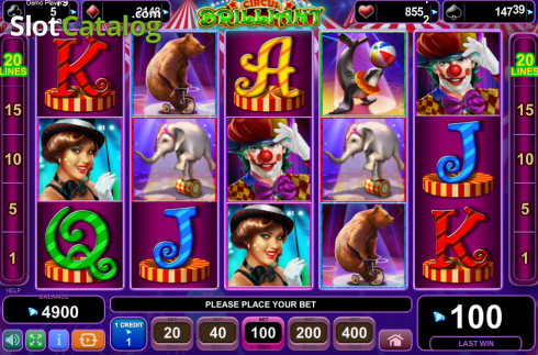 Spiele Circus Brilliant - Video Slots Online