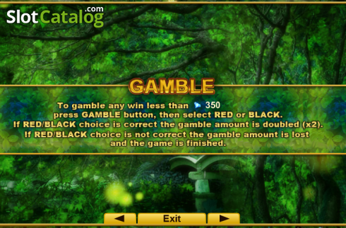 Screen4. Fortune Spells (Video Slot from EGT)