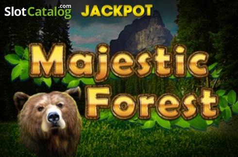 Majestic Forest (Video Slot from EGT)