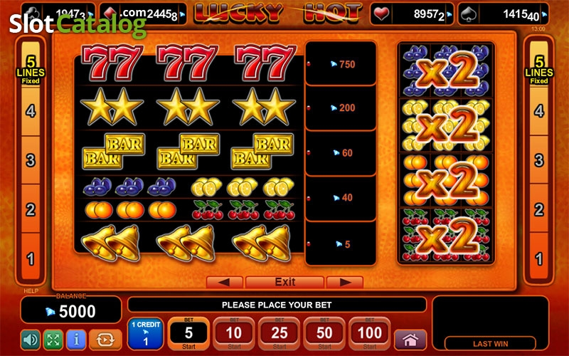 Lucky Hot Slot - Read a Review of this EGT Casino Game