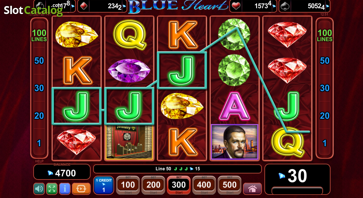 Heart 2 Heart Slot - Read the Review and Play for Free