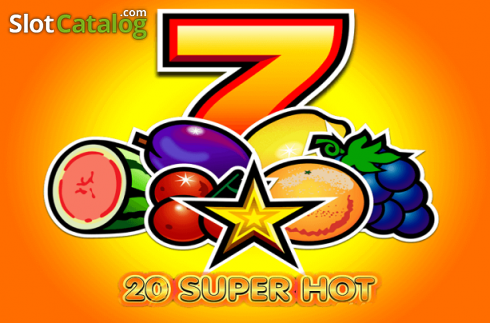 20 Super Hot (Video Slot z EGT)