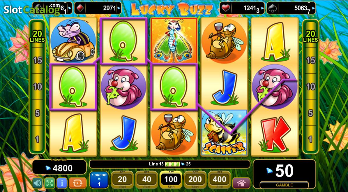 lucky buzz spielen