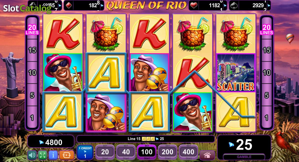 Rio slots