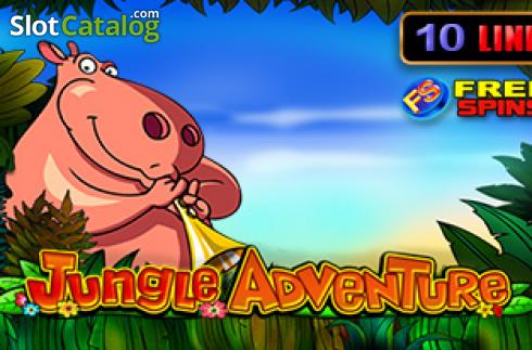 Jungle Adventure (EGT)