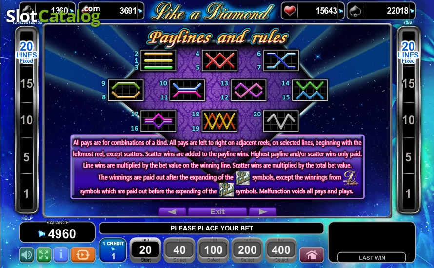 casino online play like a diamond