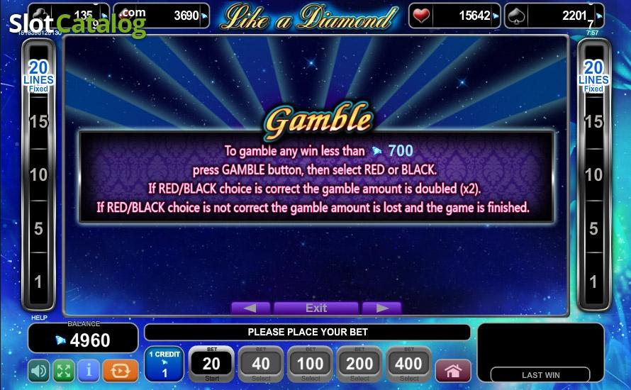 slots online de like a diamond