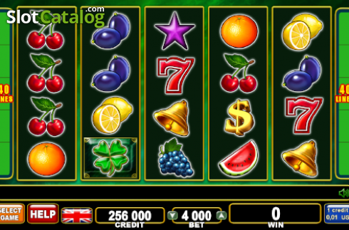Spiele 40 Burning Hot - Video Slots Online