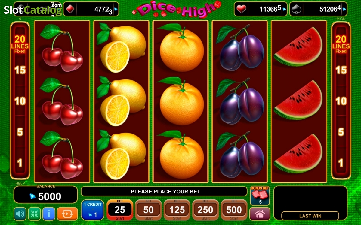 Spiele Dice High - Video Slots Online