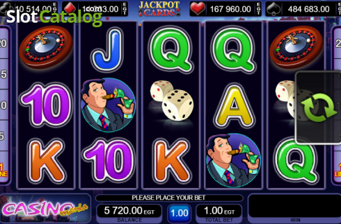 Casino Mania (Video Slot from EGT)